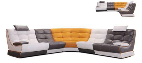 showroom canap canapé modulable allan module à partir de