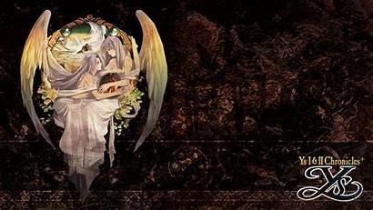 Ys Chronicles Goddesses Ii Wallpapers Artwork Wikia