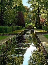 Beautiful Gardens with Water