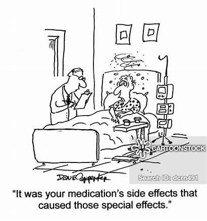 Drugs Cartoon Prescribed Cartoons Effects Side Comics
