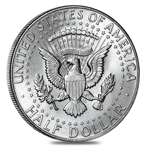 1964 half dollar silver value 10 face value 1964 kennedy half dollars 90 silver 20 coin roll circulated ebay