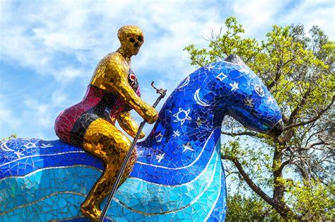 The Tarot Garden Masterpiece By Niki De Saint Phalle