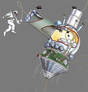 Voskhod (spacecraft)