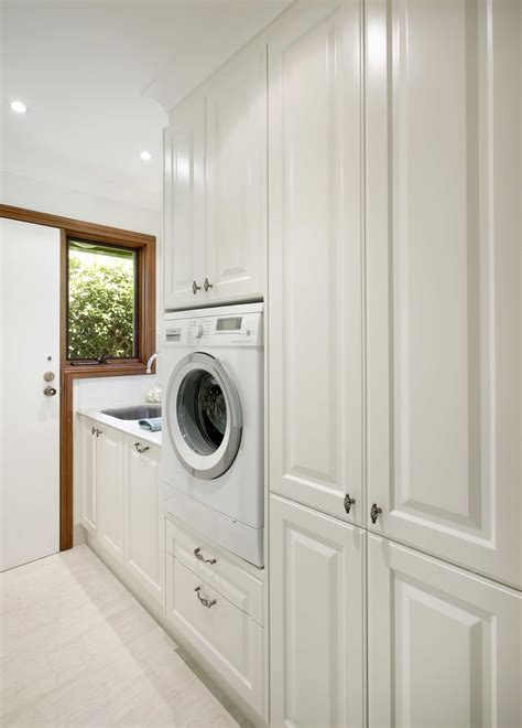 kitchen and laundry design laundry cupboards sydney 5003