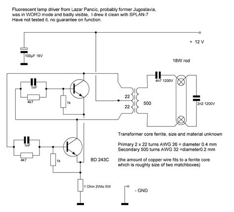 Light Bulb Circuit Diagram Untpikapps