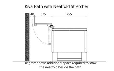 Assisted Bathroom Dimensions by Kiva Height Adjustable Bath Advanced Seating Solutions