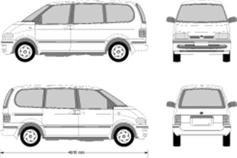 Nissan Serena Backgrounds by Mr Clipart