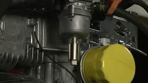Briggs  U0026 Stratton Riding Mower Fuel Shutoff Solenoid