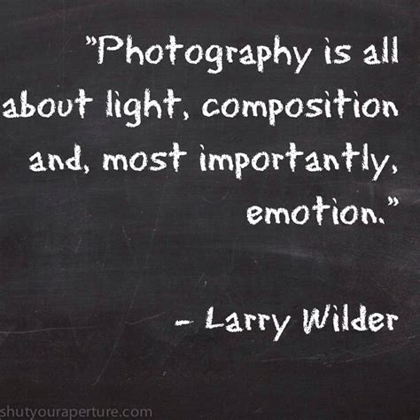 Inspiring Quotes About Photography. Quotesgram