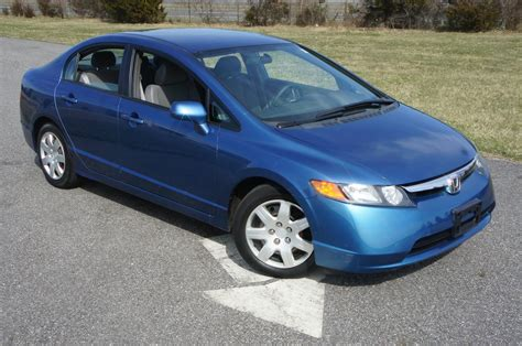 2006 Honda Civic Photos, Informations, Articles