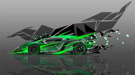 Abstract Car Wallpaper 4k 4k lamborghini veneno side abstract car 2015 el tony