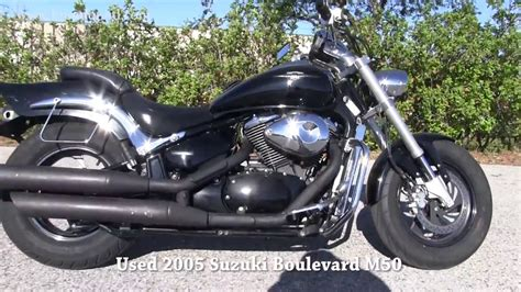 2005 Suzuki Boulevard M50 For Sale