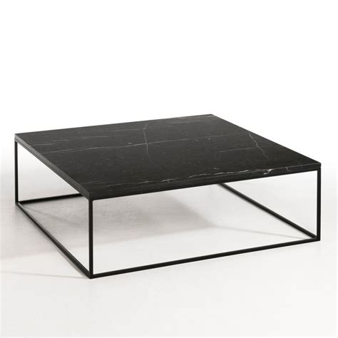 canape la redoute am pm table basse métal noir et marbre mahaut am pm la redoute