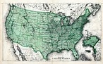 Saginaw County 1877 Michigan Historical Atlas