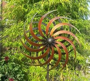 Windspiel Garten Metall : windspiel gartenstecker windrad gartentr ume garten metall ~ Lizthompson.info Haus und Dekorationen