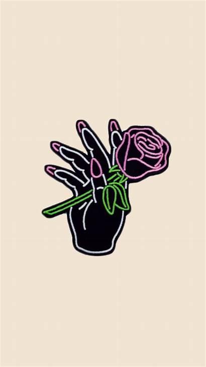 Iphone Wallpapers Flower Rose Perfil Fondos Sad