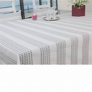 Grau Weiße Couch : tischdecken mit streifen gro e tischdecken tideko ~ Michelbontemps.com Haus und Dekorationen