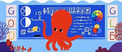 Teachers Google Chile Doodles Logos