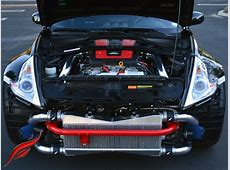 FI 370Z Twin Turbo System, Fast Intentions
