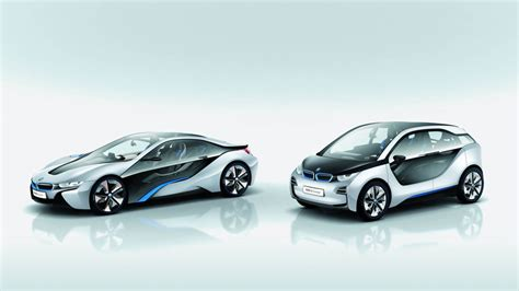 Hybrid Or Electric Cars by Bmw I3 All Electric And I8 In Hybrid Cars Revealed