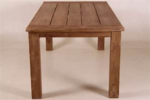 Gartentisch Holz Massiv : elias gartentisch altholz gartenm bel gartentisch ~ Indierocktalk.com Haus und Dekorationen