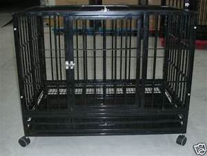 What are some good sturdy dog cages petful for Good dog cages