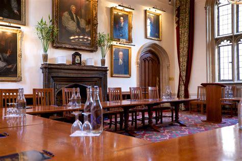 meeting rooms christ church oxford university