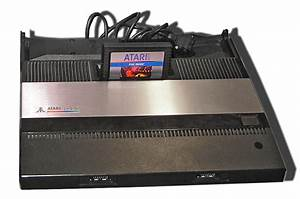 Atari 5200 Video Games System - Roms - simplyeighties.com