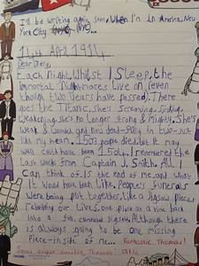 Class Charts Titanic Diary Entries Thatto Heath Community Primary School
