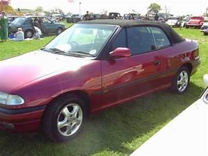 1998 Vauxhall Astra Mk3 Classic Bertone Convertible 1 6 Sold