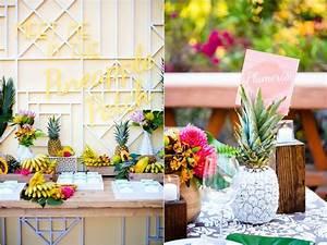 Deco Table Tropical : 465 best decoration table images by nathalie lamarieeencolere on pinterest calligraphy fonts ~ Teatrodelosmanantiales.com Idées de Décoration