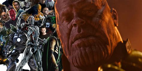 Thanos Can't Be Just Another Boring Marvel Villain