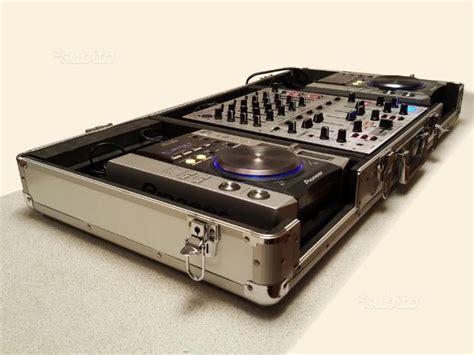 Console Dj Professionali by Mixer Console Dj 4 4 Canali Con Equalizzatore Posot Class