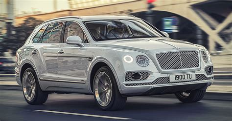 2019 Bentley Bentayga Hybrid Hiconsumption