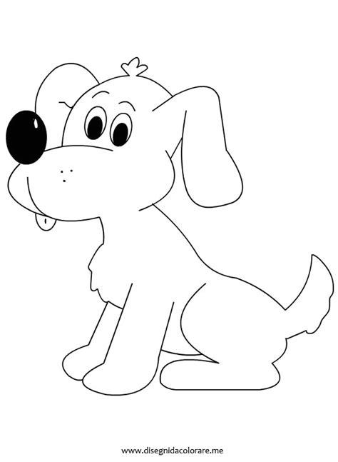 disegno cane disegni da colorare  disegni  cane da