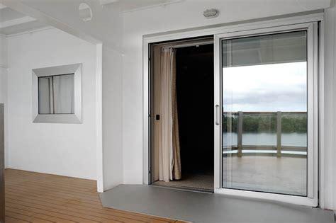 balcony door glass balcony doors extend the feel of a