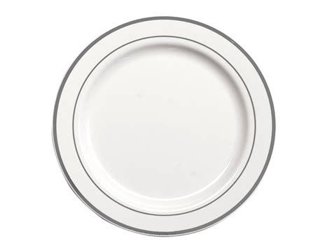 cuisine italienne dessert vaisselle jetable mariage pro assiettes blanches filets