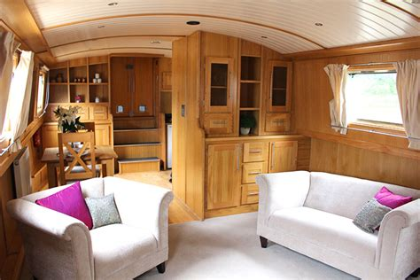 Boat Interior Layout by Emperor 12ft Widebeam Boats Built By Leading Canal Boat