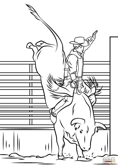 Barrel Racing Horse Coloring Pages Coloring Pages