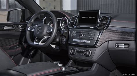 Gle 450 Interior by 2016 Mercedes Gle 450 Amg Coupe 4matic Us Spec