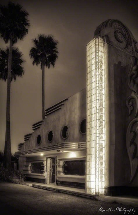 And Decor Morrow by Abandoned Deco Building Morro Bay California