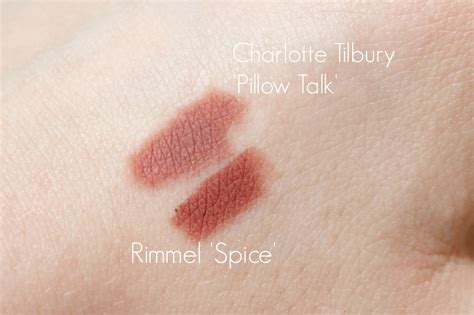 tilbury pillow talk tilbury lip pillow talk dupe