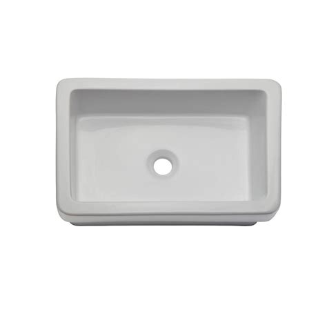 Decolav Sinks Home Depot by Decolav Classically Redefined Semi Recessed Rectangular
