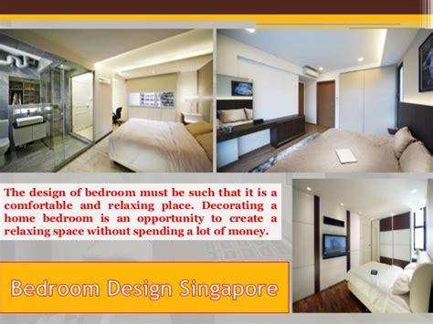 1 Bedroom Design Singapore by Bedroom Interior Design Singapore