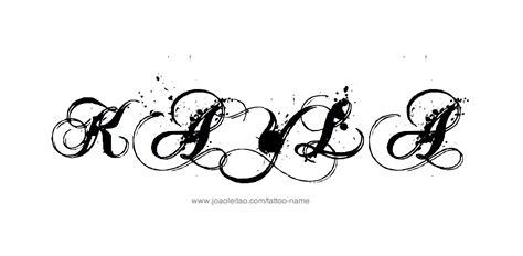 kayla  tattoo designs