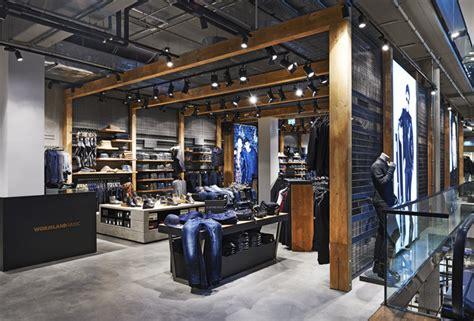 retail interior design wormland by blocher blocher partners berlin Industrial