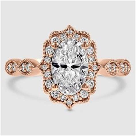Vintage Inspired Engagement Ring