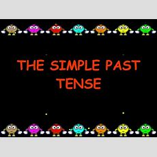 Simple Past Ppt