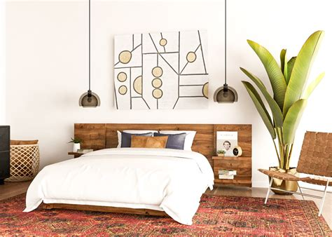 Mid Century Modern Bedrooms by 7 Mid Century Modern Bedroom Ideas To Try In Your Space