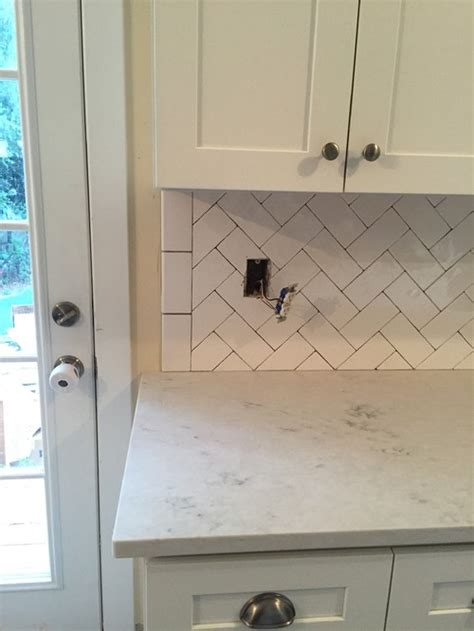 where to end kitchen backsplash tile where should backsplash stop 2028